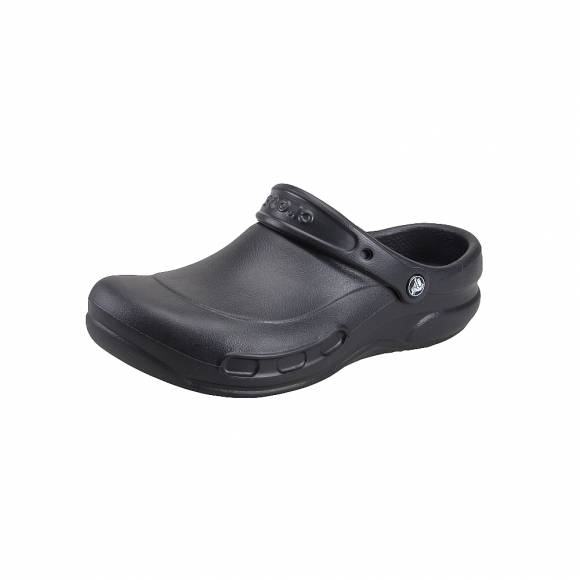 Ανδρικά Clog Crocs 10075 001 Bistro Black roomy fit
