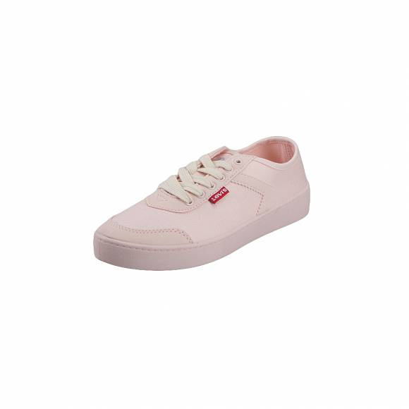Γυναικεία Sneakers Levis Blanca 229809 1919 81 Light Pink