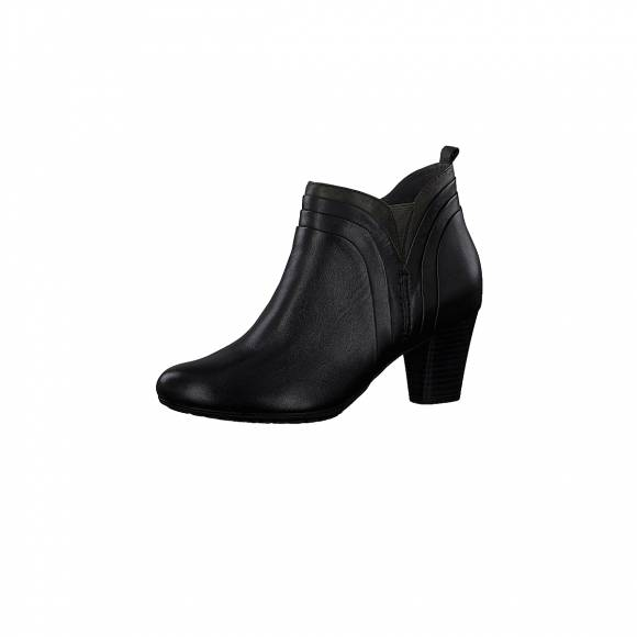 Be Natural 8 25314 21 001 Black Leather