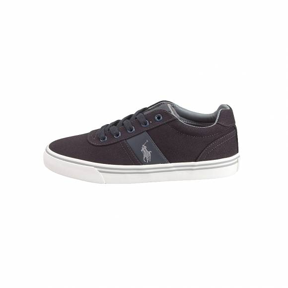 Ανδρικά Δερμάτινα Sneakers Polo Ralph Lauren Hanford Ne Sk Vlc Dk Car Gry 816508049002