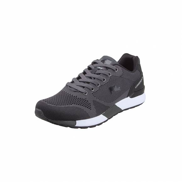 Ανδρικά Sneakers Lumberjack Vendor SM62105 001 U22 M0006 Dk Grey Black