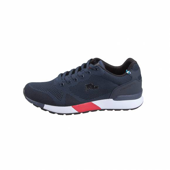 Ανδρικά Sneakers Lumberjack Vendor SM62105 001 U22 CC001 Navy Blue