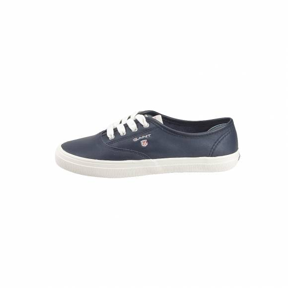 Γυναικεία Δερμάτινα Sneakers Gant New Haven 18531398 leather G69 Marine