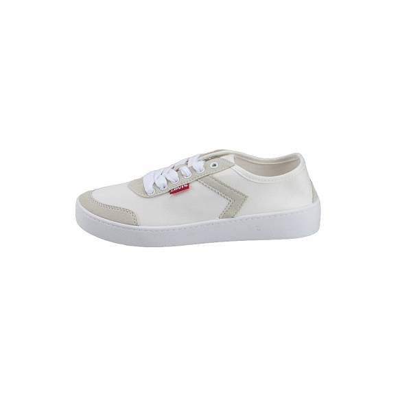 Γυναικεία Sneakers Levis Blanca 229809 1919 51 Regular White