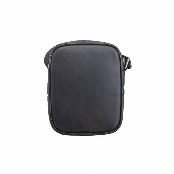 Ανδρικό Τσαντάκι Lacoste NH2349UT 000 Black vertical camera bag