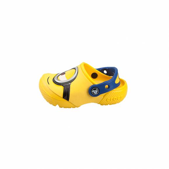 Παιδικά Clog Crocs funlab minions clog 204113 730 yellow roomy fit