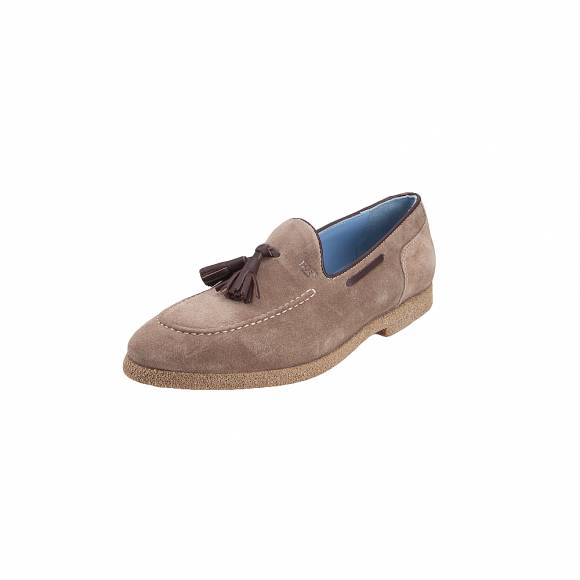 Boss shoes L6148 Taupe suede