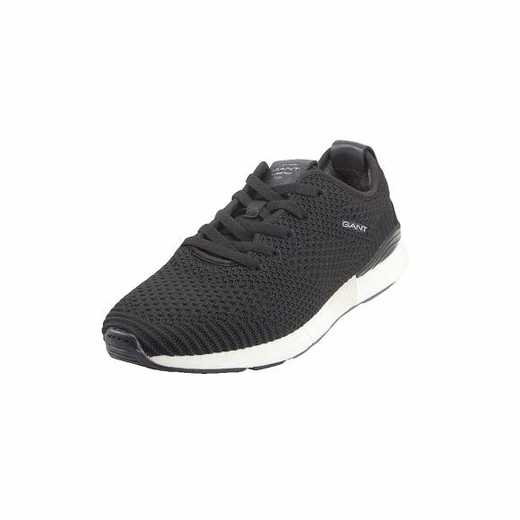 Ανδρικά Sneakers Gant Atlanta 18638356 Knit G00 Black