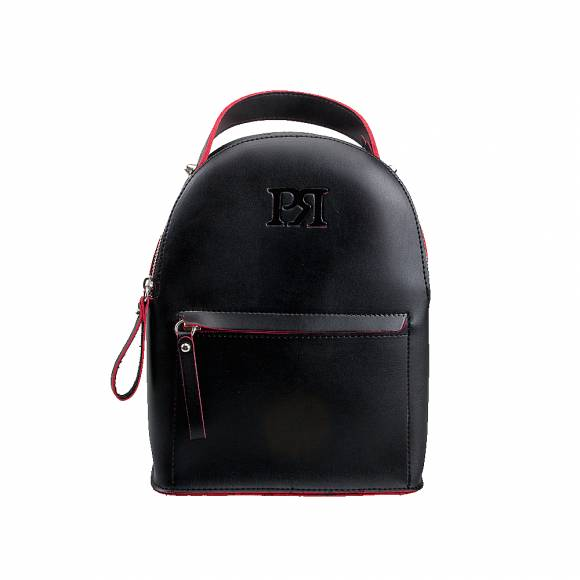 Γυναικεία Backpack Eco Leather Pierro Accessories 90551EC01 Black