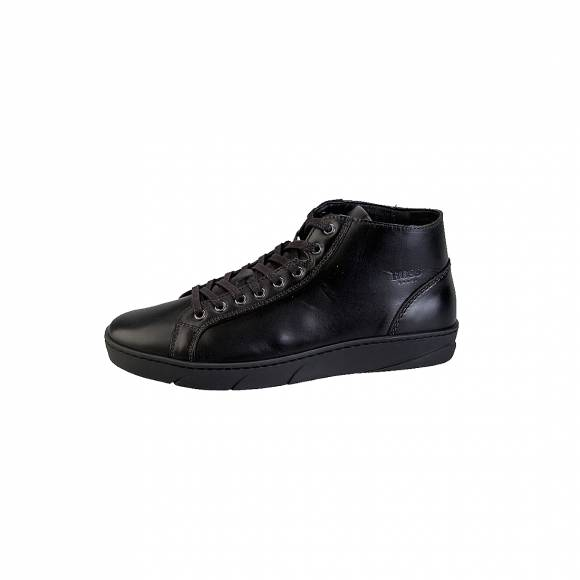 Boss shoes K19044 Black Leather