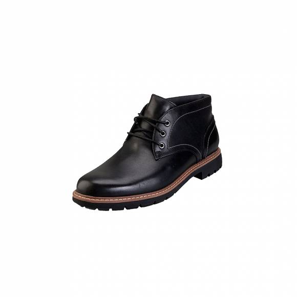 Clarks Batcombe Lo 26127474 Black Leather