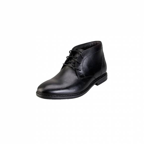 Clarks Banbury Mid 26135424 Black Leather