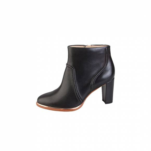 Clarks Ellis Betty 26129171 Black Leather