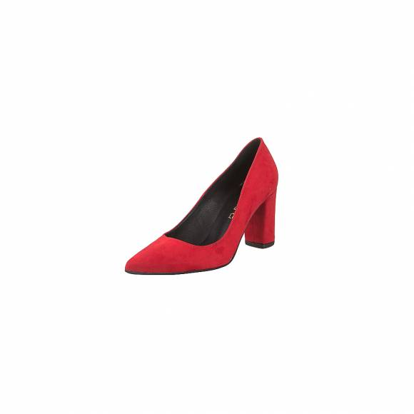 Moods 7549 Red Suede