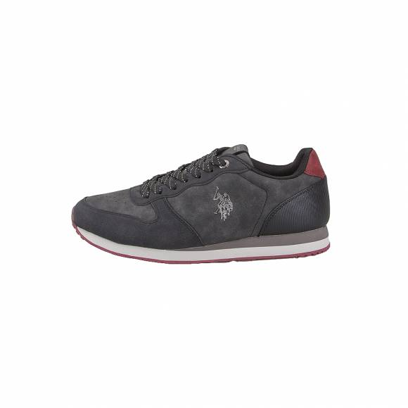 Us Polo Assn Sheridan3 Club Black