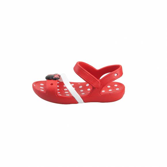 Παιδικά Σανδάλια Crocs Lina Minnie 204999 8C1 sandal k Flame relaxed fit