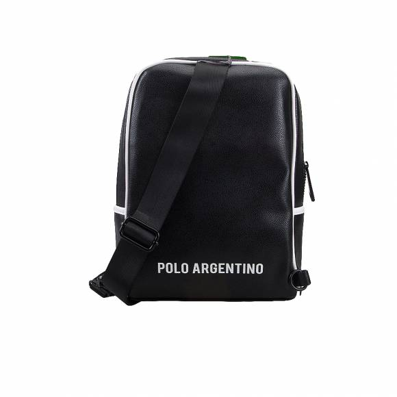 La Martina Sling Bag Martin 41W129 N0026 0999 Black