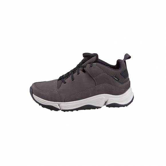 Γυναικεία Δερμάτινα Sneakers Clarks Tri Path Mid 261443877 Dark Grey Combi WaterProof