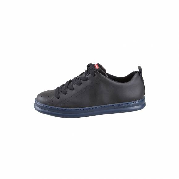 Ανδρικά Δερμάτινα Sneakers Camper K100226 017 Runner Four Softhand Black