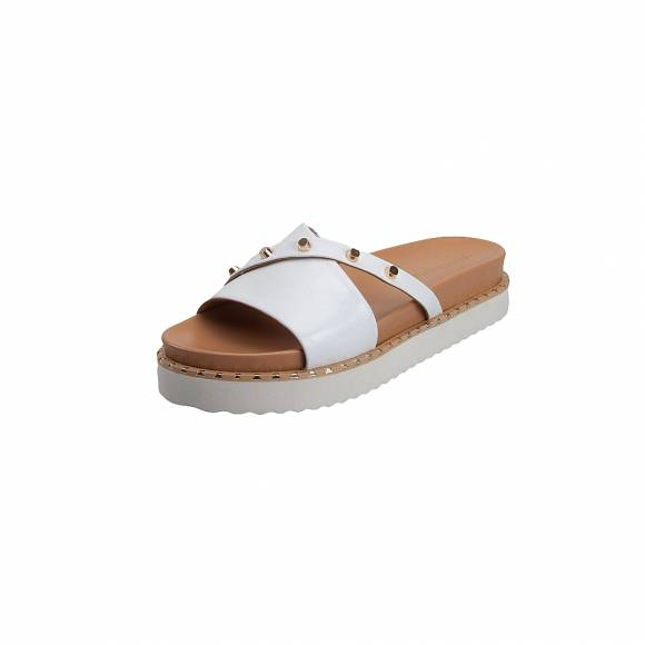 Gianna Kazakou Y3181 7813 FS2 D White leather