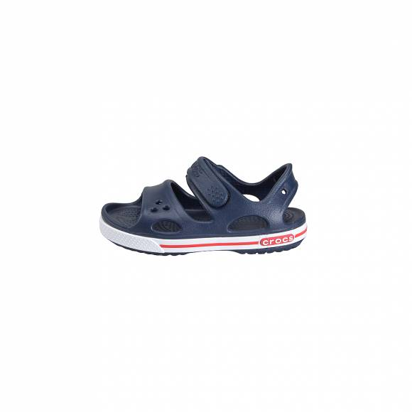 CROCS 14854 462 CROCBAND II SANDAL PS NAVY WHITE RELAXED FIT