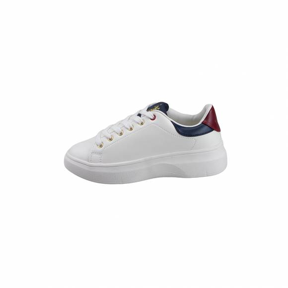 Γυναικεία Sneakers Us Polo Assn Miriam Club White Blue