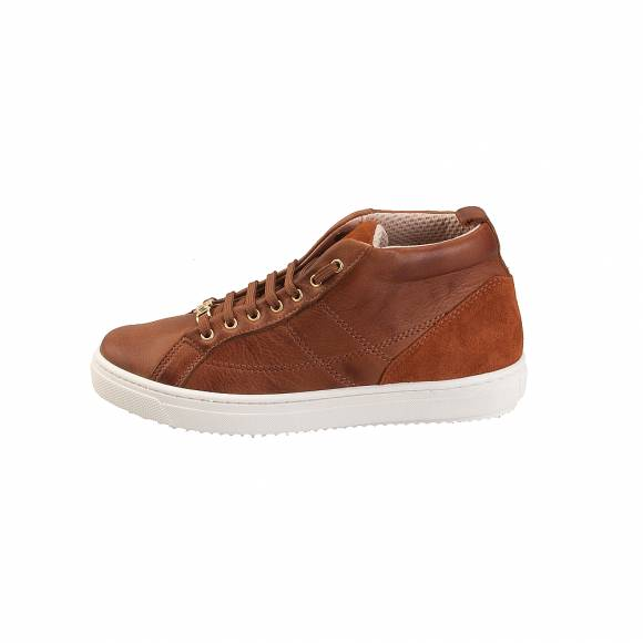 Toutounis 3895 Tabba Leather Suede