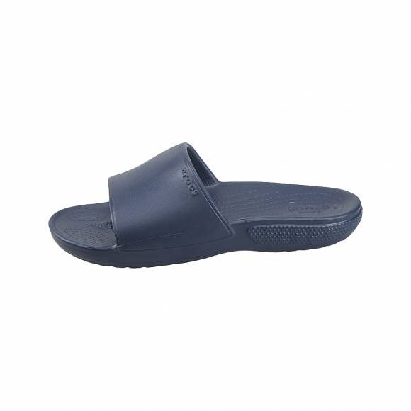 Unisex Σαγιονάρες Crocs Classic 205732 410 II Slide Navy Standard fit
