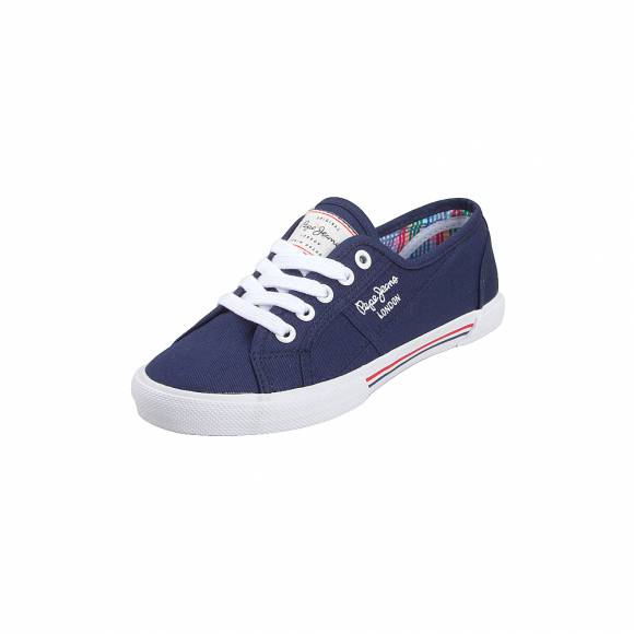 Γυναικεία Sneakers Pepe Jeans PLS30500 585 Aberlady basic Navy