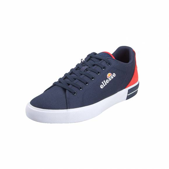 Ανδρικά Sneakers Ellesse Taggia Text AM Navy Flame Scarlet 6 10237