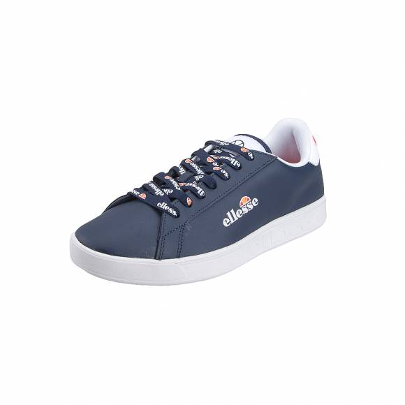 Γυναικεία Δερμάτινα Sneakers Ellesse Capmo EMB LTHR AF Dress Blue 6 10173