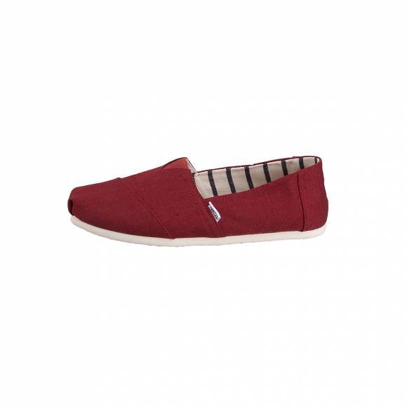 TOMS CLASSIC BLACK CHERRY HERITAGE CANVAS 10011717