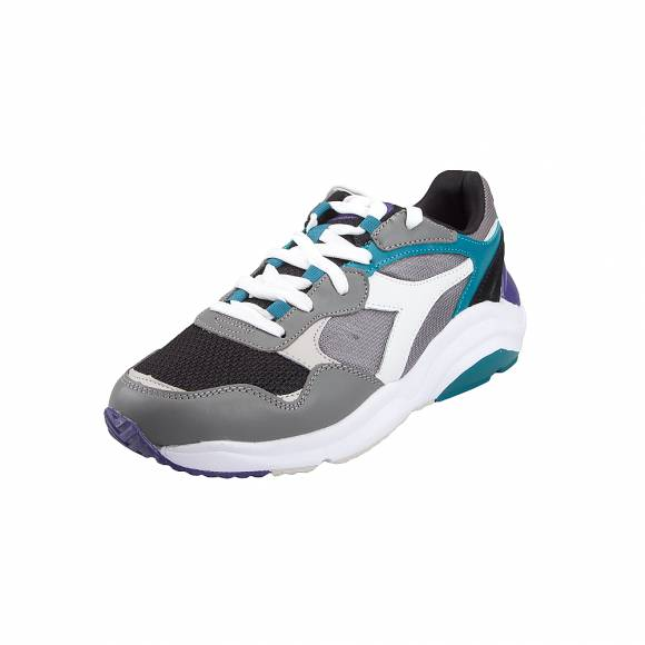 Ανδρικά Sneakers Diadora Whizz Run 501 174340 01 C8020 Charcoal gry wht harbar b