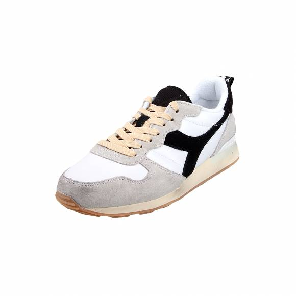 Ανδρικά Sneakers Diadora Camaro used 501 174765 01 C0351 White Black