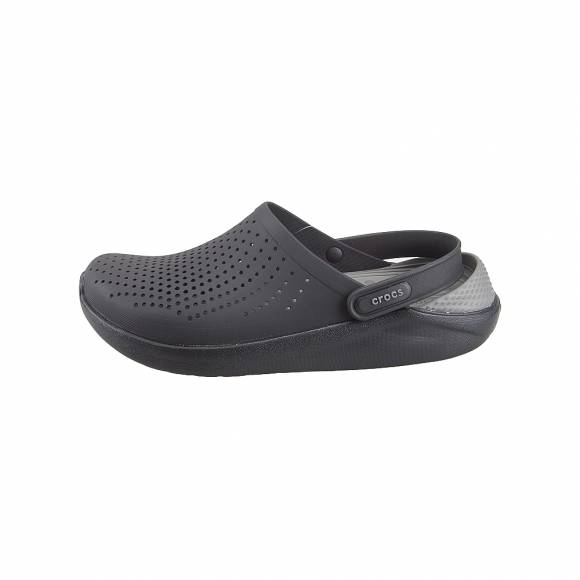 Ανδρικά Clog Crocs Literide 204592 0DD clog black Slate Grey Relaxed Fit