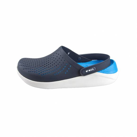 Ανδρικά Clog Crocs 204592 462 Literide clog Navy White Relaxed fit