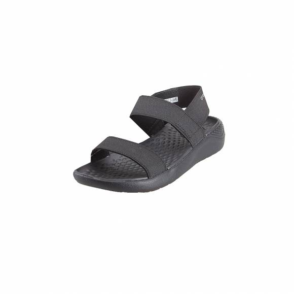 Γυναικεία Σανδάλια Crocs Literide Sandal 205106 060 w Black Black relaxed Fit