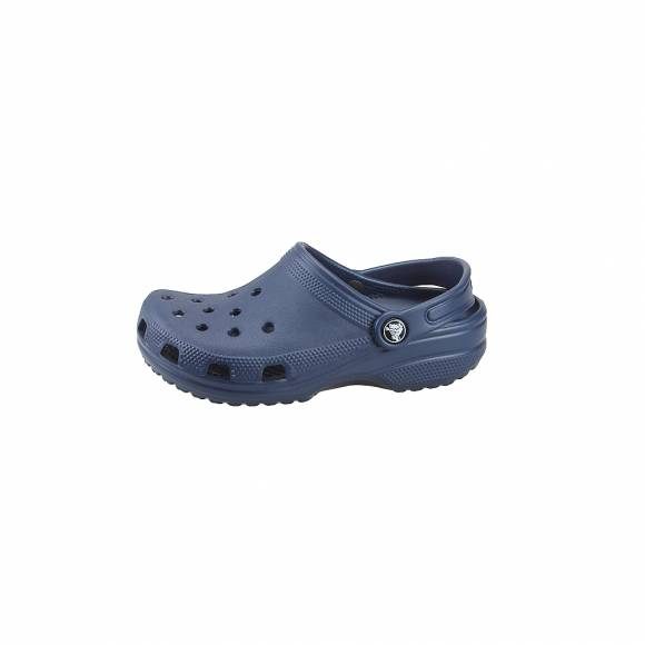 Παιδικά Clog Crocs Classic Clog 204536 410 k Navy roomy fit