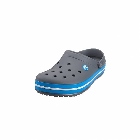 aa8222bb3a7 ... Ανδρικά Clog Crocs CrocBand 11016 07W Charcoal Ocean Relaxed Fit
