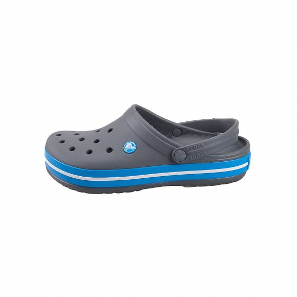 Ανδρικά Clog Crocs CrocBand 11016 07W Charcoal Ocean Relaxed Fit