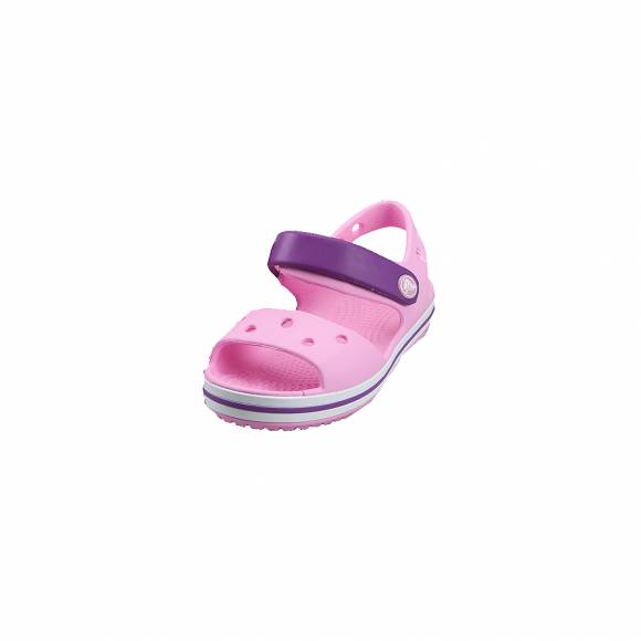 Παιδικά Σανδάλια Crocs 12856-6AI CROCBAND Sandal kids CARNATION AMETHYST Relaxed Fit