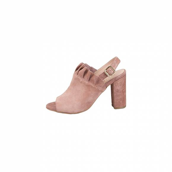 NEW MATIC 164 NUDE SUEDE