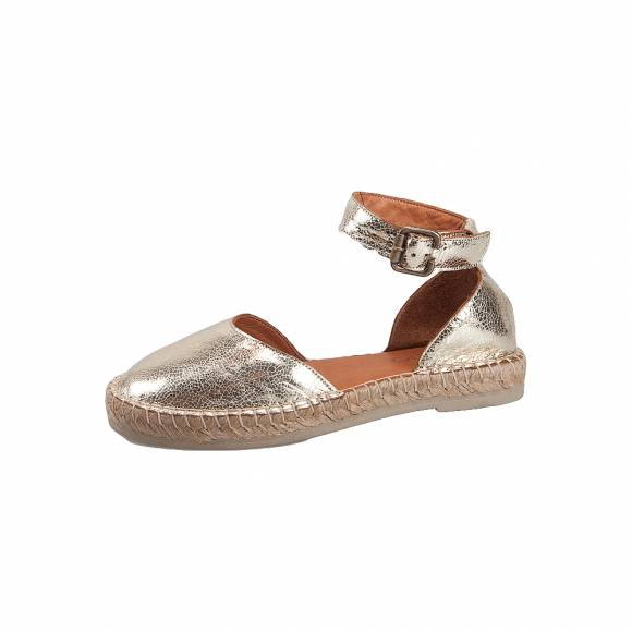 Bueno Y3471 9N 3108 D Gold leather