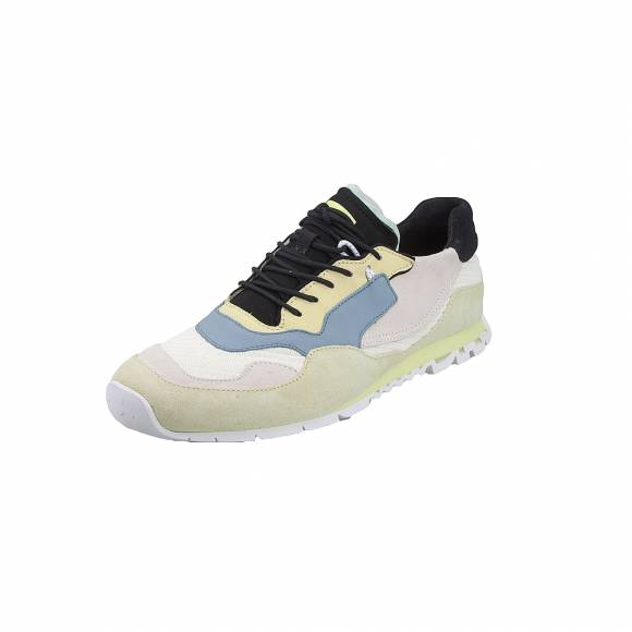 Ανδρικά Δερμάτινα Sneakers Camper K100436 001Peggy Fridge Clara Nothing Fridge Blanco