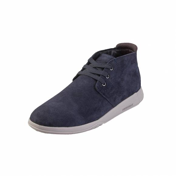 Lumberjack Winter Houston SM34403 002 N55 CC026 Navy suede