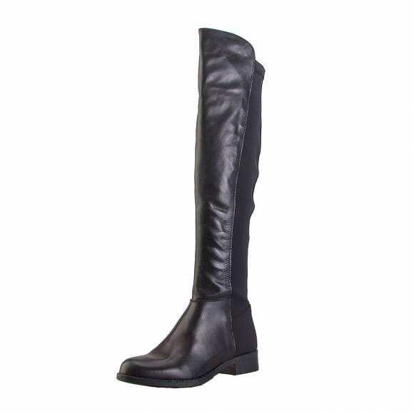Verraros donna 2803 Black leather