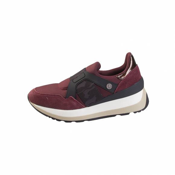 Us Polo Assn Vivien Bordeaux