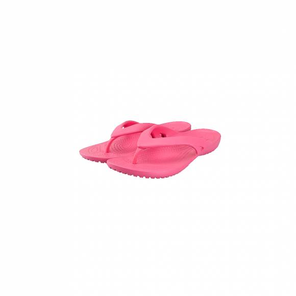 CROCS 202492-6NP KADEE II FLIP W PARADISE PINK RELAXED FIT