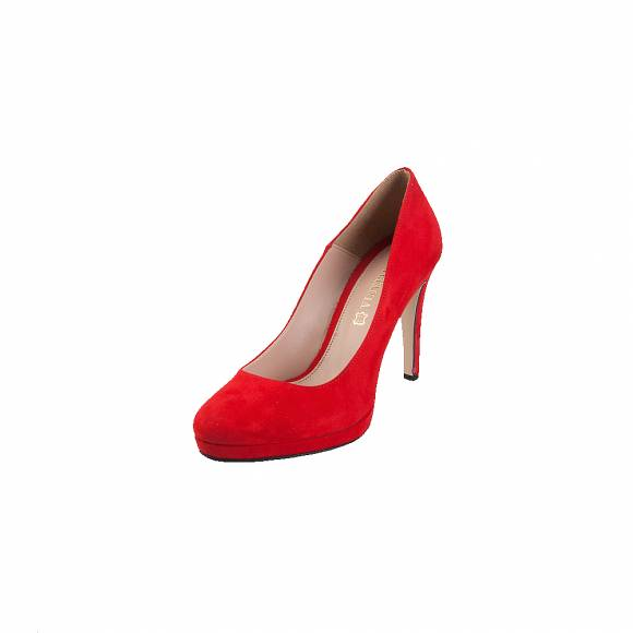 Stefania Shoes 1924 Red