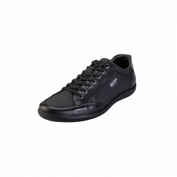 Boss Shoes 01301 Black Leather